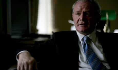 martin mcguinness on dissident republican groups