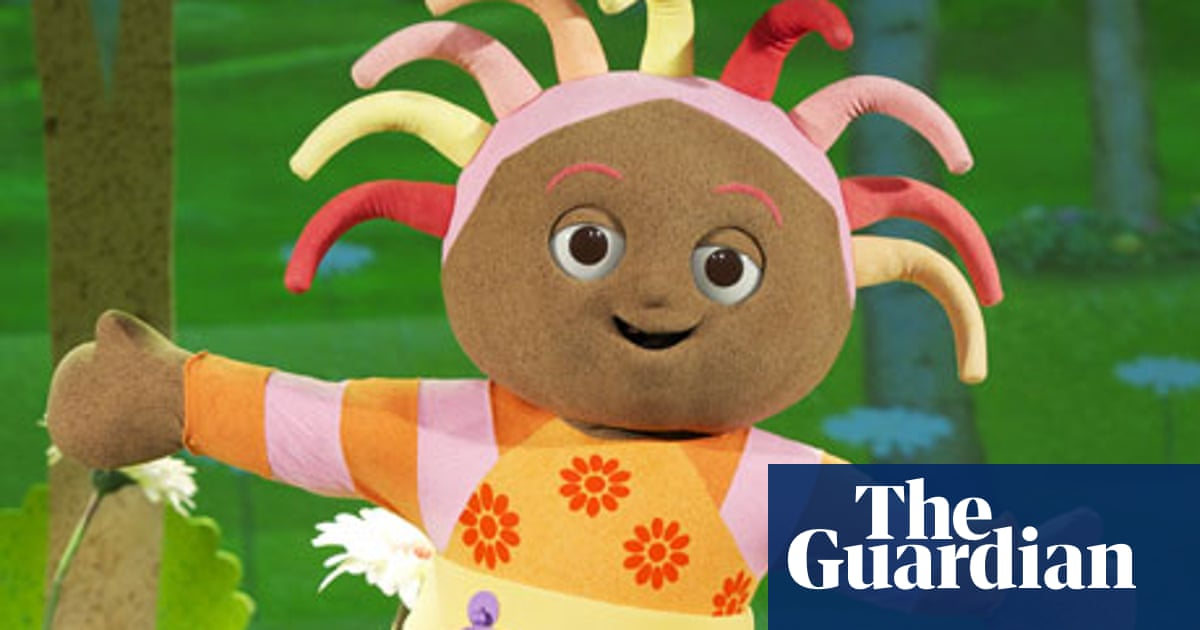 Secrets Of In The Night Garden Television Radio The Guardian