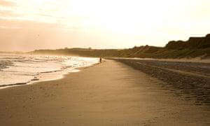 Blackwater beach County Wexford Ireland