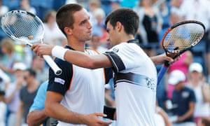 Novak Djokovic, Vikto Troicki