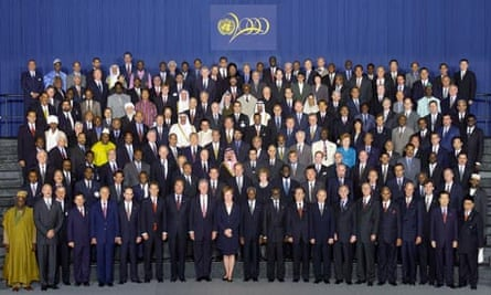 UN millennium declaration