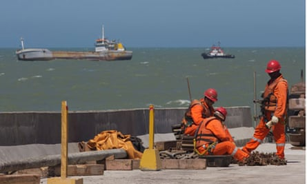 Brazil Super Port
