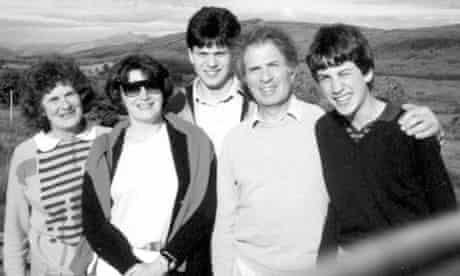 miliband family on holiday 1987