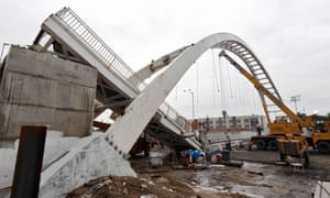 Commonwealth Games in crisis after bridge collapse | Sport | The