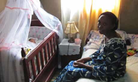 rwanda maternal health
