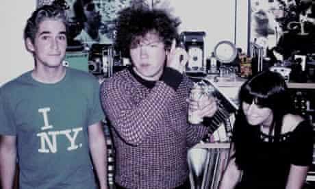 Texan noisepop trio Ringo Deathstarr