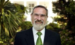 Jonathan Sacks, chief rabbi