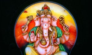 Ganesha Elephant Headed Hindu God