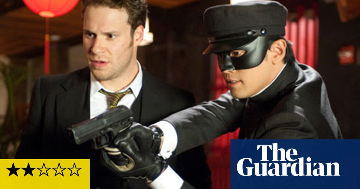 The Green Hornet – review | Film | The Guardian