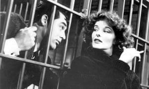 Bringing Up Baby, with Cary Grant and Katharine Hepburn
