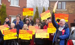 oldham east labour byelection