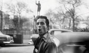 Jack Kerouac Making a  Face