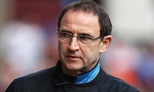 Martin O'Neill, West Ham