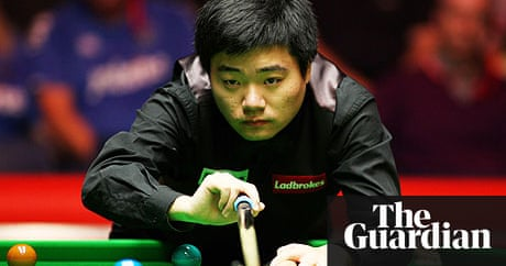 Ding Junhui eases to victory over Marco Fu in Masters final | Sport ...