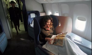 in-flight magazine