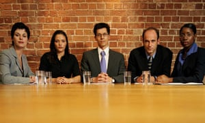 Job interview panel