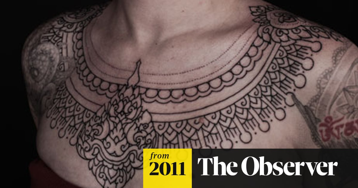 a94587f89dc75 Tattoos conquer modern art as needles and ink replace brushes   US ...