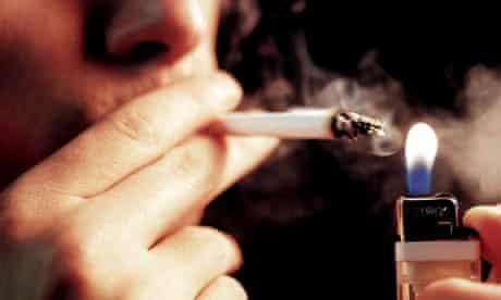 SMOKING CANNABIS