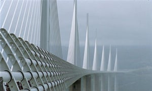 How Much Does Your Building Weigh, Mr Foster? Millau Viaduct