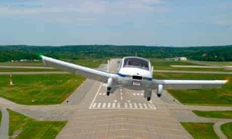 Transition Roadable Aircraft flying car