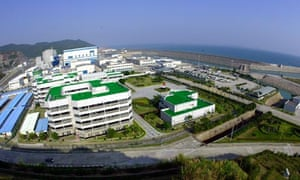 China nuclear power