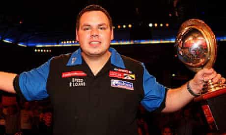 Adrian Lewis, darts