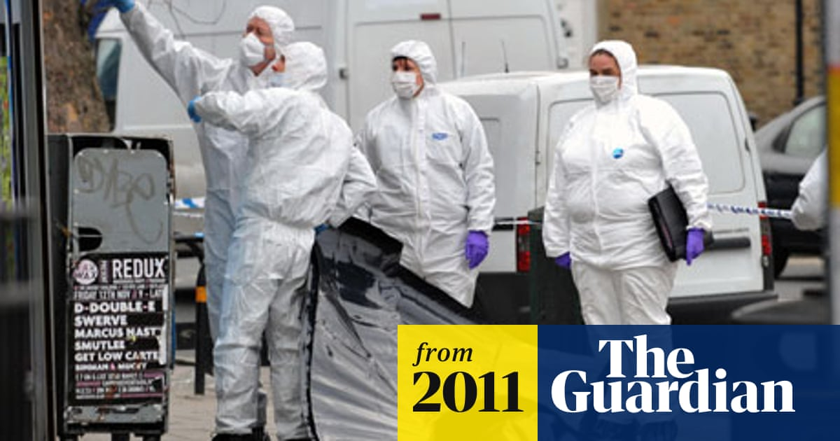 Man Knifed To Death And 14 Year Old Boy Shot In Leg In South London Knife Crime The Guardian