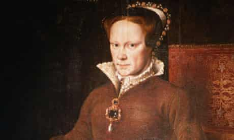 bloody mary Queen Mary I of England notes and queries