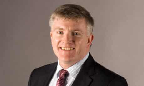 Business and enterprise minister Mark Prisk