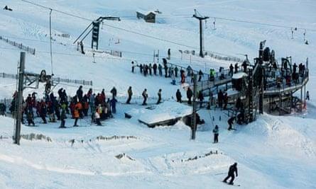 Cairngorm Mountain Ski Centre