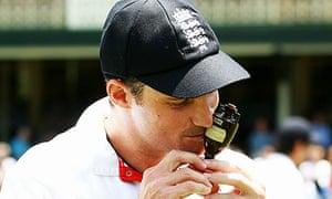 Fifth Test - Australia v England: Day Five