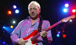 Mark Knopfler in Perth