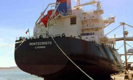 Montecristo carrier