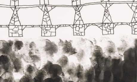 Detail from Bridge No 114 by Nat Tate