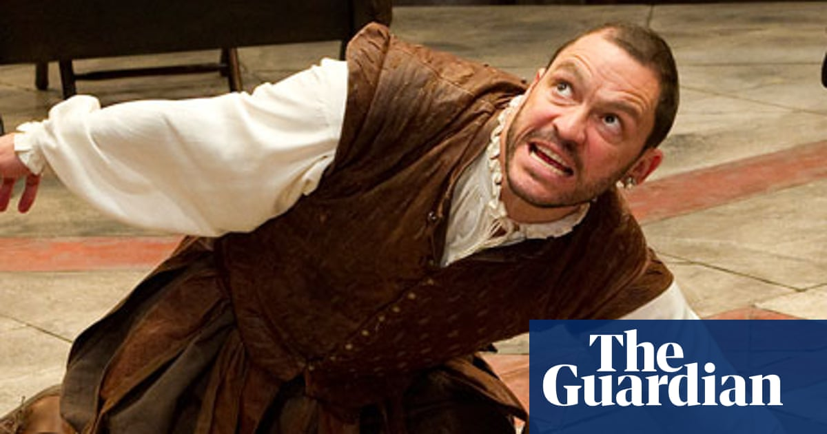 How Old Is Shakespeare S Iago Dominic West The Guardian