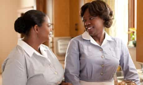 Minny Jackson and Viola Davis in The Help