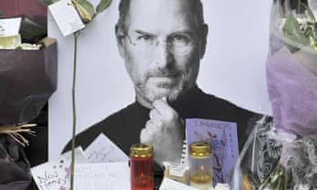 Tributes to Apple co-founder Steve Jobs, Apple