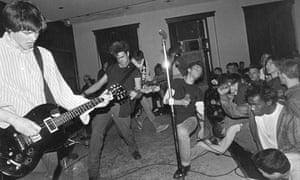 The Faith, 1980s hardcore punk band from Washington DC