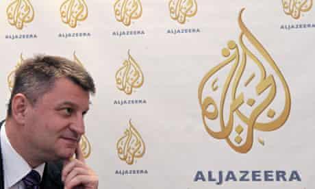 Al Jazeera Balkans director Tarik Djodjic