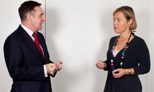 Newsnight's Paul Mason and the FT's Gillian Tett debate the eurozone crisis.