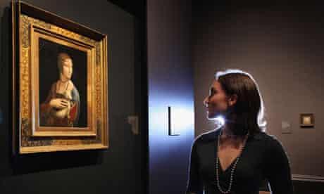 Leonardo at the National