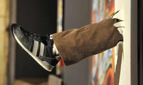 Urban Art auction, Bonhams,- London, Britain - 06 Jan 2011