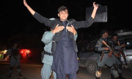 Security in Kabul ahead of Loya Jirga