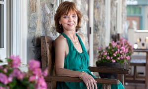 Nora Roberts photographed in Maryland.