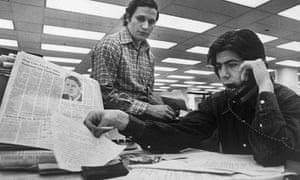Woodward and Bernstein Research Watergate