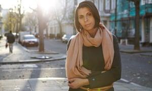 Freelance Journalist Nabila Ramdani.