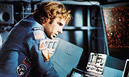 Bruce Dern in cult sci-fi Silent Running