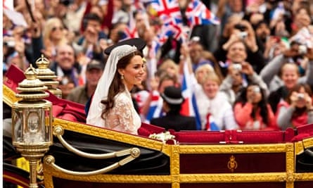 The Royal Wedding between Prince William and Kate Middleton