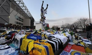 Gary Speed Tributes in Wales and England