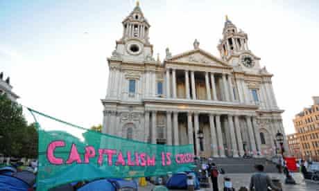 Occupy London Stock Exchange protest